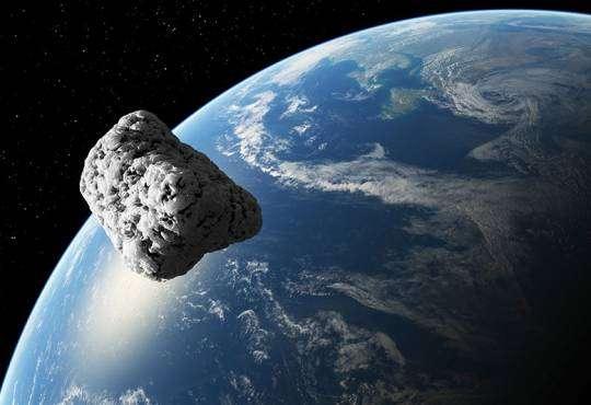 Технології Вчені знайшли ймовірний кратер древнього метеорита космос новина сша у світі