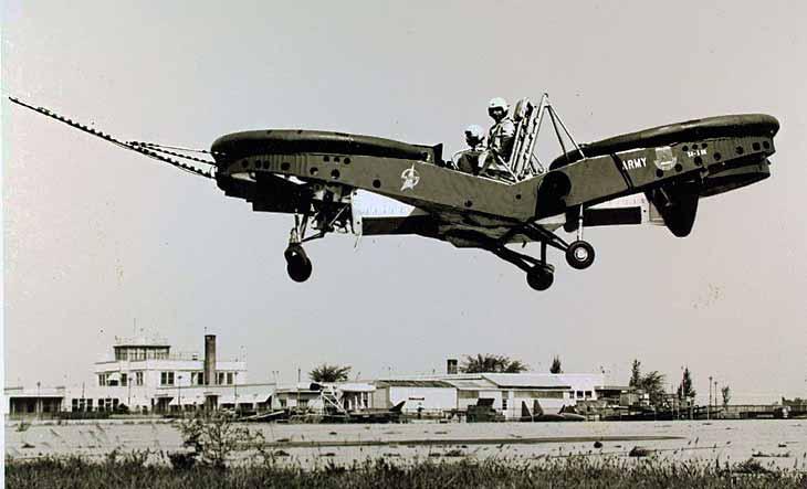 5 футуристичних військових винаходів, які «не зайшли»