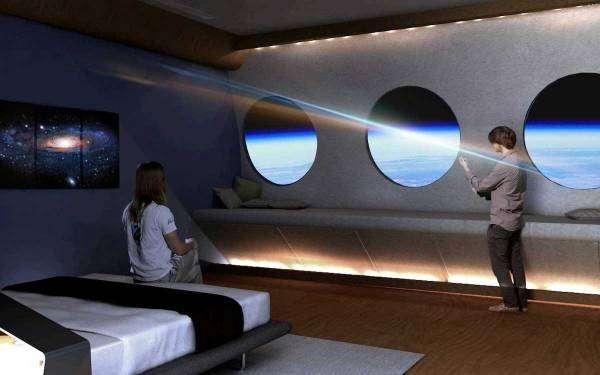 Як виглядає перший в історії людства космічний готель