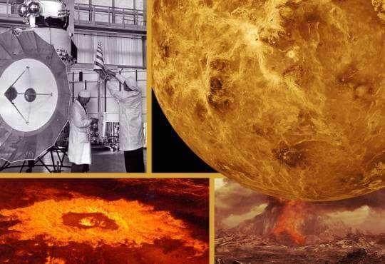 Життя Цікаві факти про Венеру embed-video астрономія венера відео космос планета сонячна система