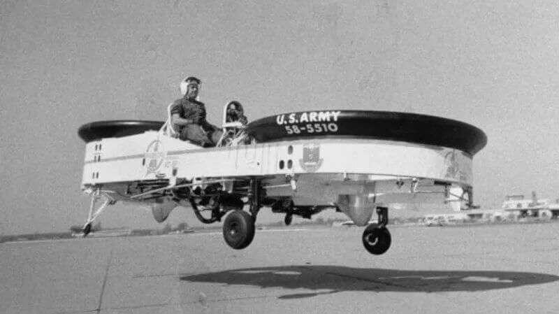 Джип-гвинтокрил армії Сполучених Штатів