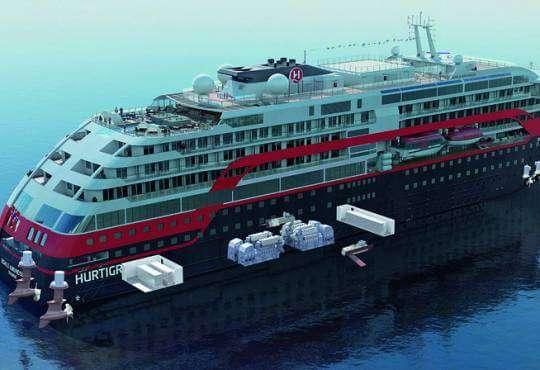 Технології З підігрівом: люксовий крейсер для арктичного туризму екологія електротранспорт стаття