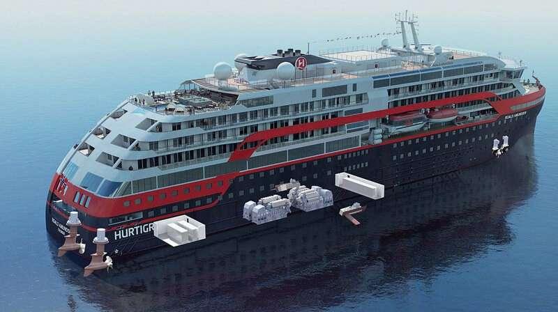 З підігрівом: люксовий крейсер для арктичного туризму