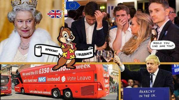 Все про Брекзит за 5 хвилин (відео)