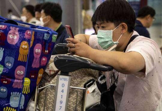 Технології В Китаї створили додаток для боротьби з коронавірусом додатки здоров'я кнр коронавірус новина у світі