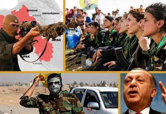 Життя Чому Туреччина воює з курдами (відео) embed-video безпека відео війна історія сирія туреччина