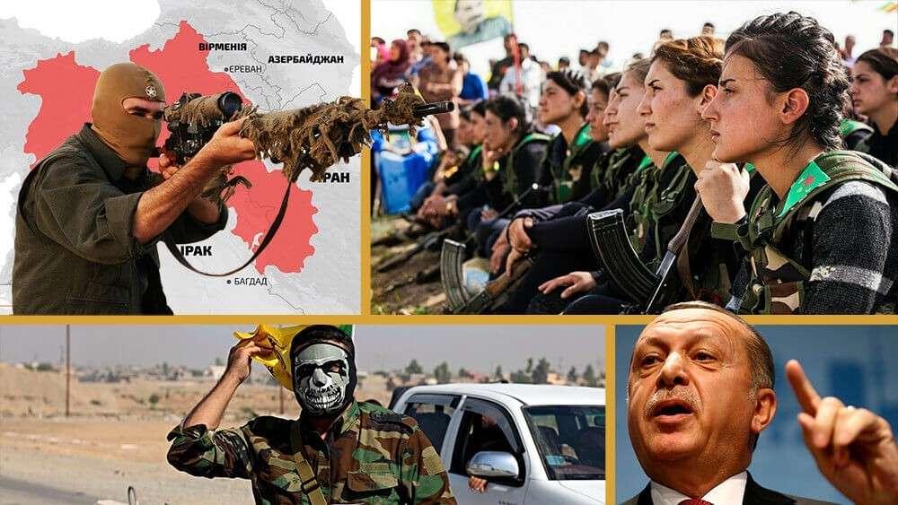 Чому Туреччина воює з курдами (відео)