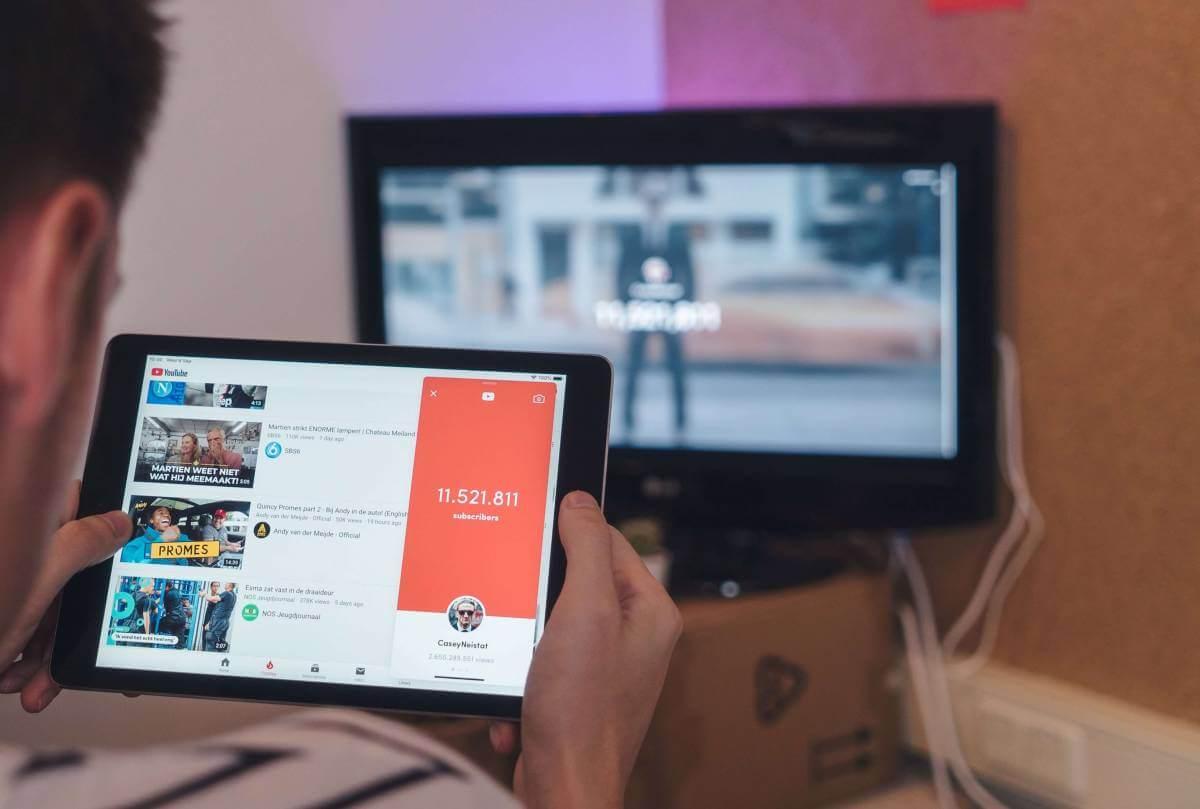 YouTube та Netflix знизять якість відео в ЄС, щоб полегшити роботу мережі