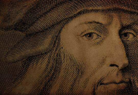 Технології Леонардо Да Вінчі поза мистецтвом історія культура стаття технології