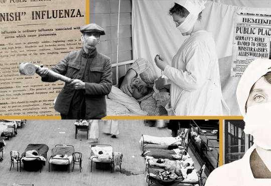 Життя Іспанський грип — найстрашніша епідемія людства embed-video відео здоров'я Іспанія історія сша