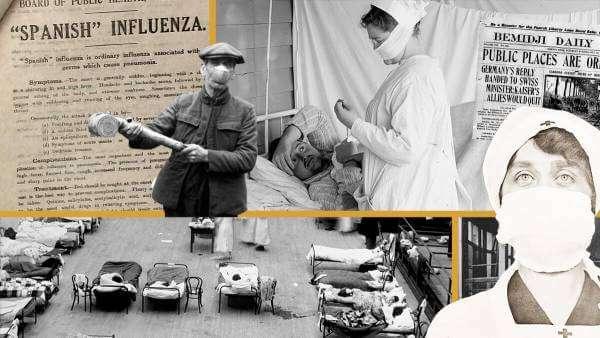 Іспанський грип — найстрашніша епідемія людства