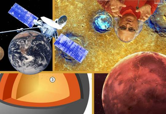 Життя Меркурій — найменша та найшвидша планета Сонячної системи embed-video астрономія відео земля космос планета сонячна система