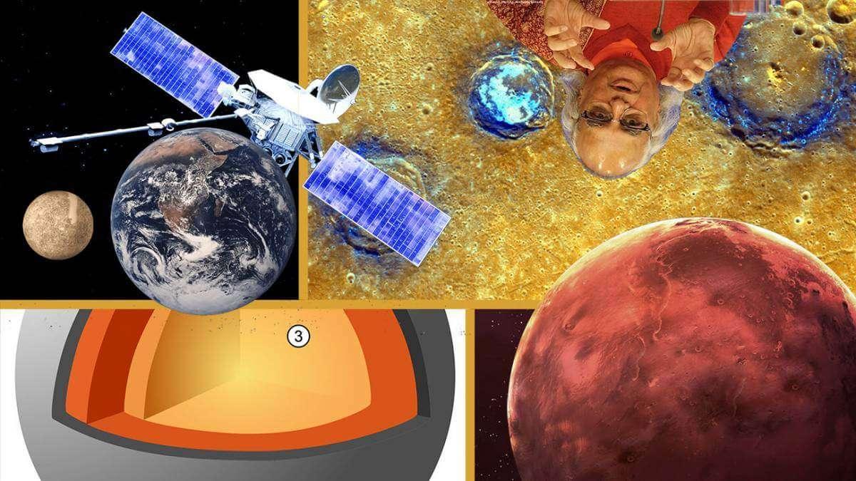 Меркурій — найменша та найшвидша планета Сонячної системи
