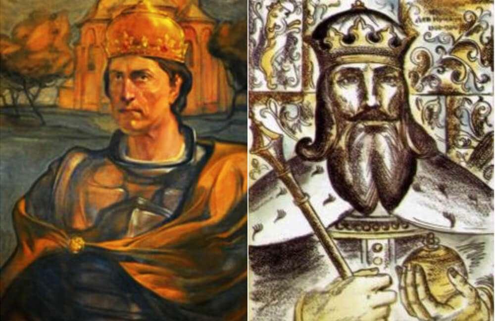 Андрій та Лев – «Божиєю милістю власники всіх земель Русі, Галичини та Ладомерії»