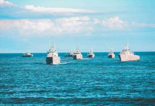 Технології Морський бій 2.0: як працює рятувальний безпілотник Dolphin війна зброя стаття технології