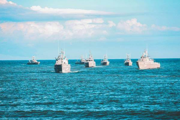Морський бій 2.0: як працює рятувальний безпілотник Dolphin