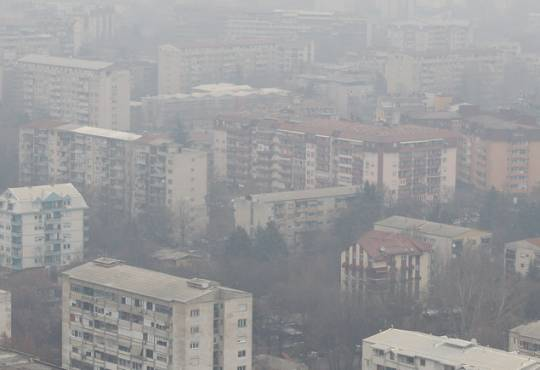 Технології Забруднення повітря вбиває вдвічі більше людей, ніж куріння. NASA поспішає на допомогу екологія здоров'я клімат космос стаття технології