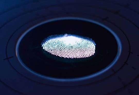 Технології Чи можна надурити сканер відбитків пальців? безпека стаття технології