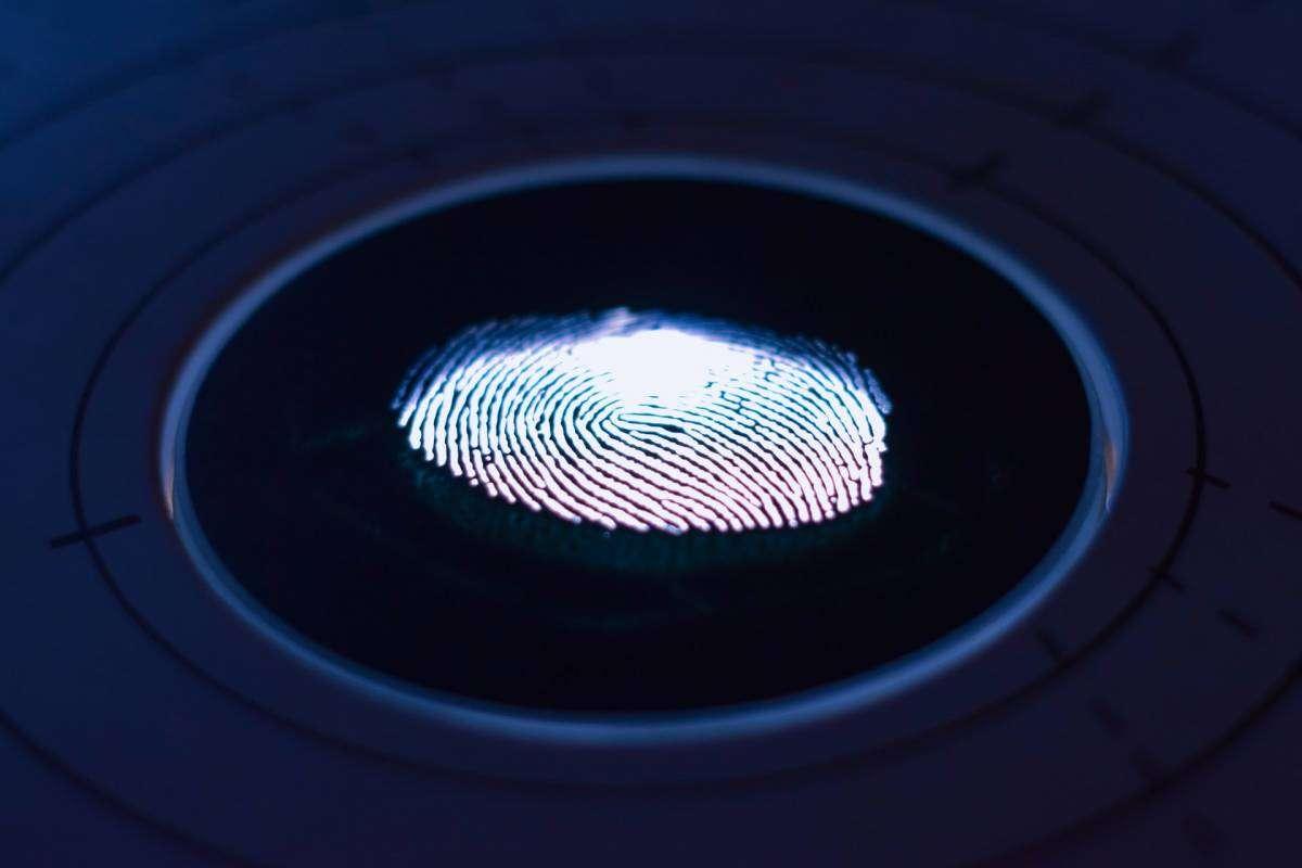 Чи можна надурити сканер відбитків пальців?