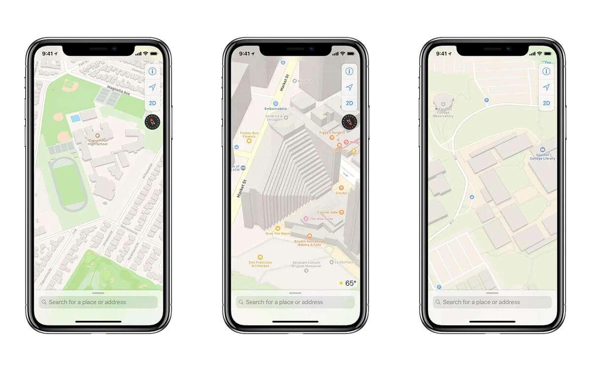 Apple надає владі США дані про переміщення користувачів