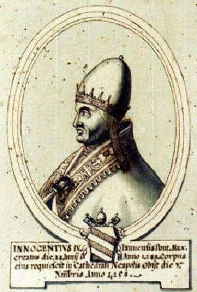 Папа римський Інокентій IV