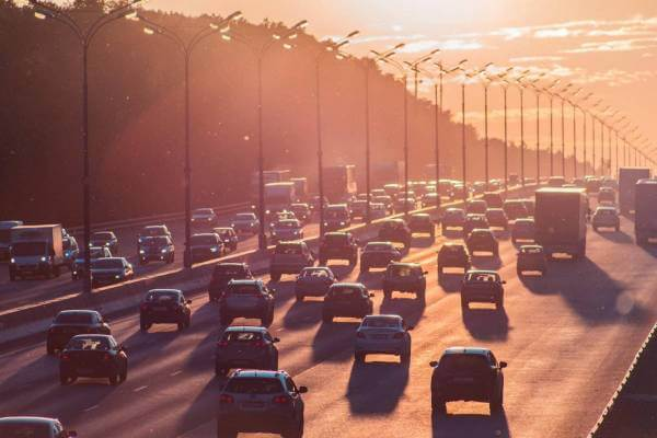 Як епідеміологія передбачає автомобільні затори?