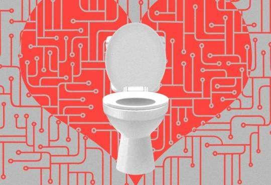 Технології Смарт-туалет стежитиме за нашим здоров'ям здоров'я медицина новина у світі