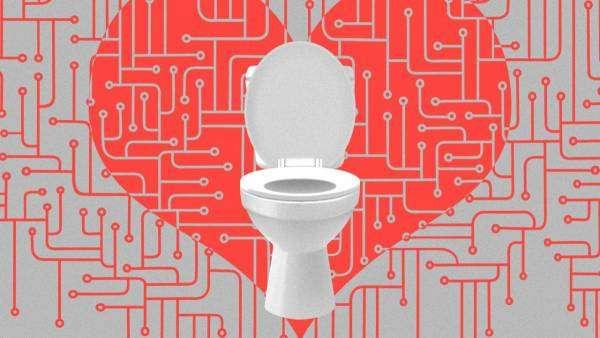 Смарт-туалет стежитиме за нашим здоров'ям