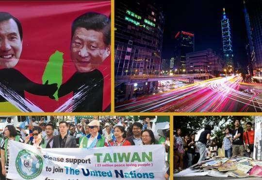 Життя Історія конфлікту між Тайванем і КНР (відео) embed-video відео історія кнр Тайвань