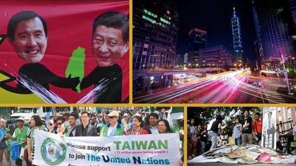 Історія конфлікту між Тайванем і КНР (відео)