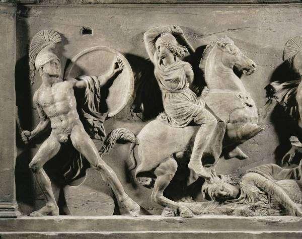 Мами воювали: бойові дії палеоліту