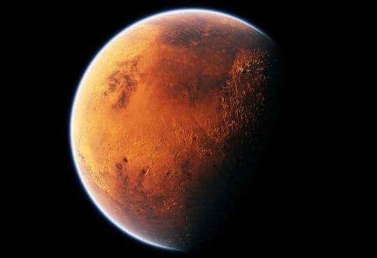 Життя Звідки на Марсі береться метан космос марс стаття
