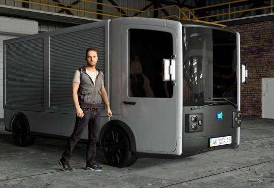 Технології Як виглядатиме нова українська електровантажівка CoolOn авто електромобіль зроблено в Україні стаття