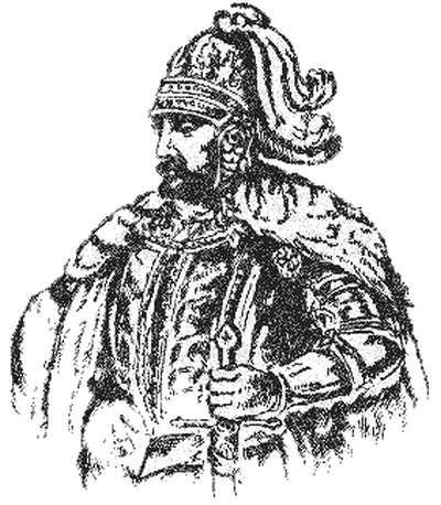 Любарт — великий князь Волинський