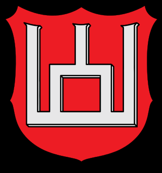 Герб «Гедимінові стовпи»