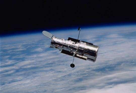 Технології Уже 30 років поспіль телескоп Габбл передає неймовірні зображення сусідніх галактик nasa космос наука стаття