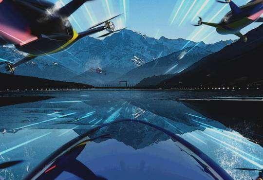 Технології 2020 року пройдуть перші перегони летючих автомобілів авто новина технології