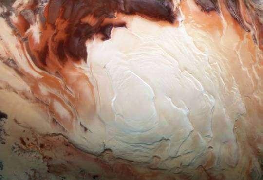 Технології Вода на Марсі виявилась непридатною для відомих нам форм життя космос марс наука новина