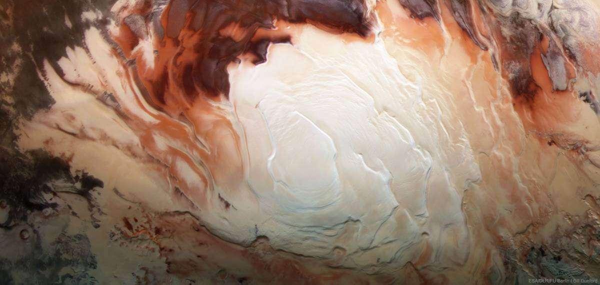 Вода на Марсі виявилась непридатною для відомих нам форм життя