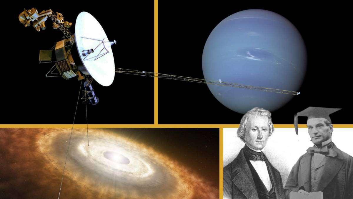 Сонячна система: планета Нептун
