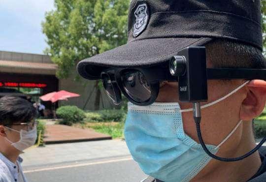 Технології Нові окуляри з датчиками дозволять виявляти хворих на COVID-19 безпека здоров'я кнр коронавірус сша