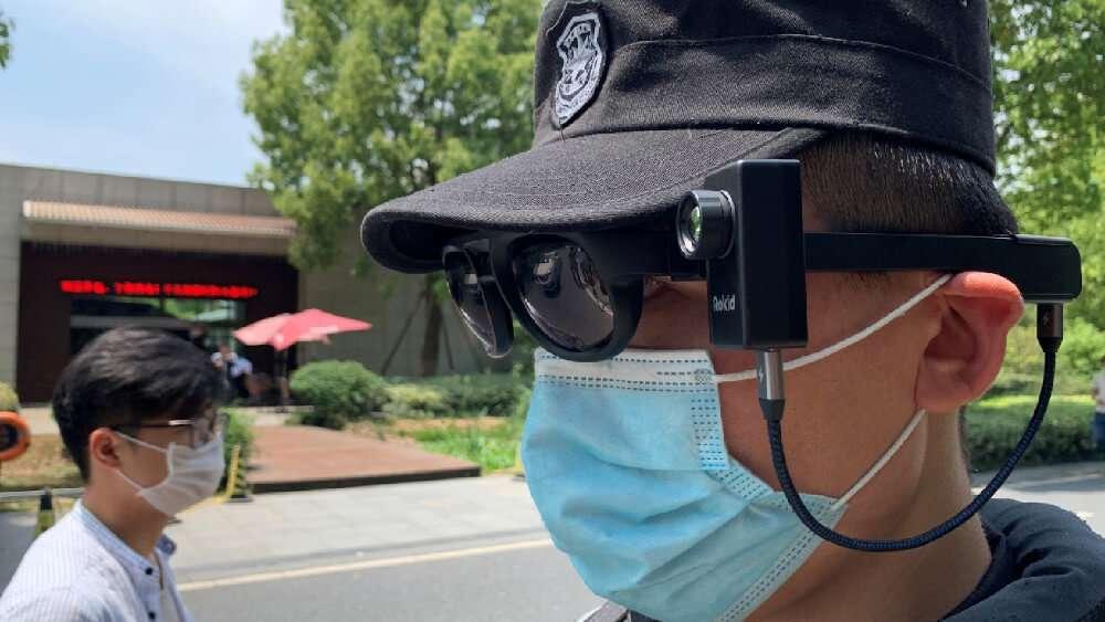Нові окуляри з датчиками дозволять виявляти хворих на COVID-19