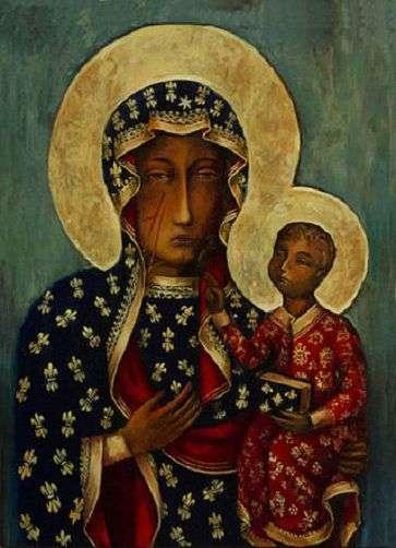 Матір Божа Ченстоховська