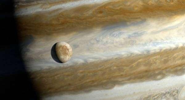 NASA шукатиме життя на одному із супутників Юпітера