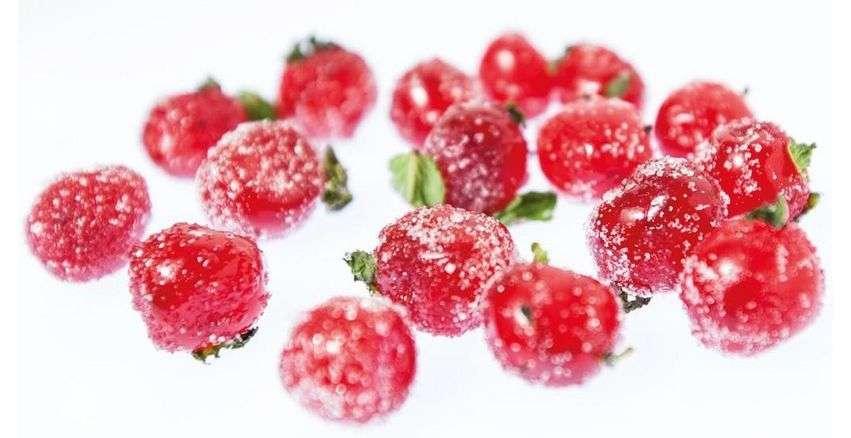 Страва «М'ясні фрукти» з меню Bistro In Vitro – «союз вегетаріанських та м'ясоїдних інгредієнтів»