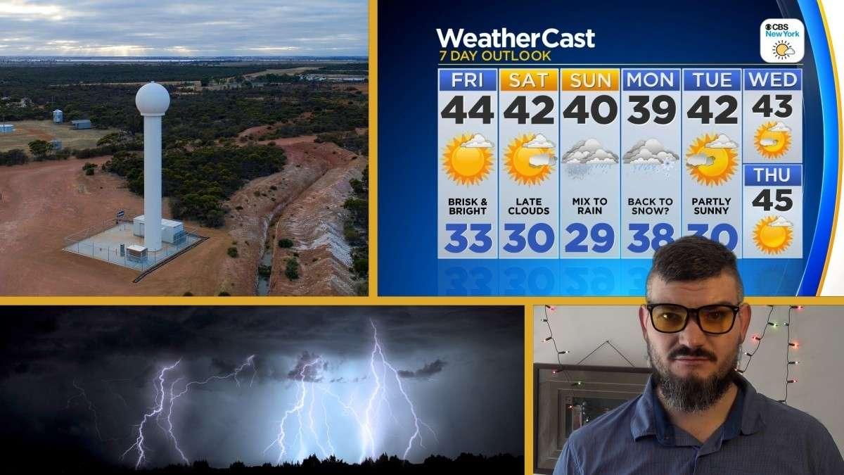 Як роблять прогноз погоди