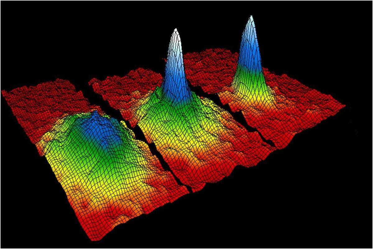 Лабораторія на МКС відтворюватиме п'ятий стан матерії