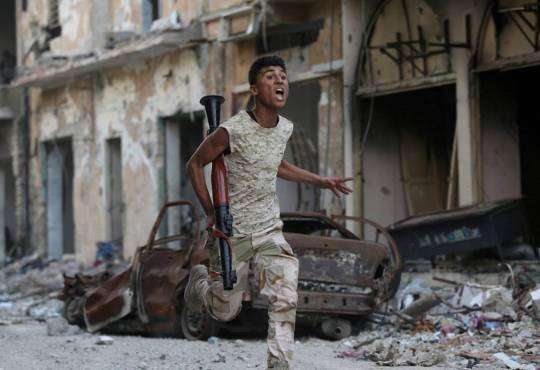 Життя Чому в Лівії триває війна війнастаттяу світі