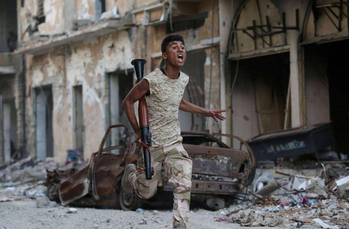 Чому в Лівії триває війна