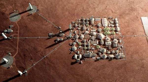 Можливо, колонізаторам Марса вноситимуть зміни до ДНК